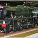 LMS Jubilee Class 4-6-0 No 45688 'Polyphemus'. Harrogate. by Alan Burkwood