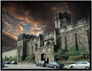 Eastern State Penitentiary ~ Main Entrance  ~ Philadelphia PA
