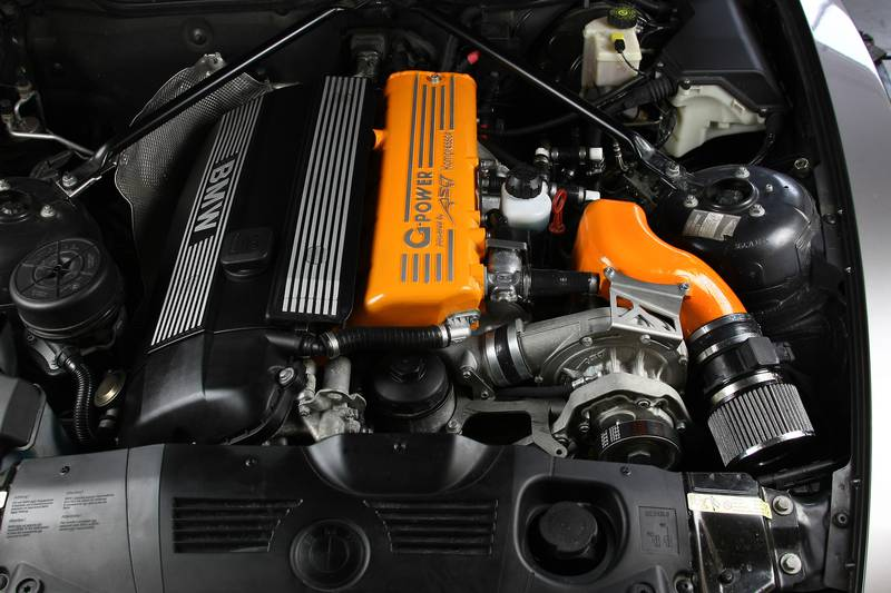 Psi G Power Z4 Non M Supercharger System Sk I