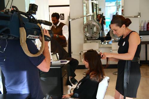 Bauman HairCoach Bond Street Salon - WPBF25 ABC Palm Beach