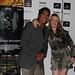 Gordon Vasquez, Tara Hunnewell,The Darkness Descending Trailer Premiere Party