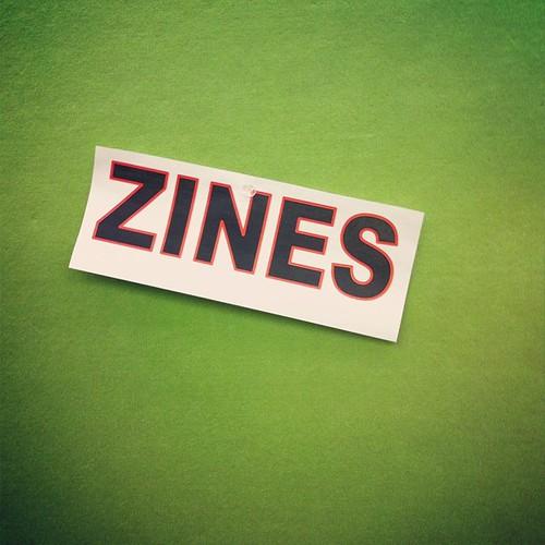 Go zines!