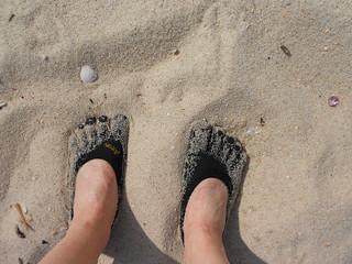 VFFs in Portuguese Sand