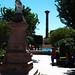 Plaza de Huichapan por Lupián
