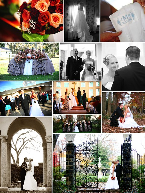 Wedding picture ideas Collage