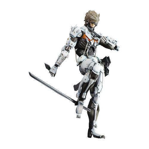 Metal Gear Rising Limited Edition European  Pre-order Bonuses