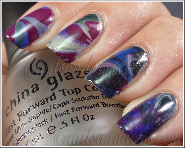 31DC2012 Day 20 Water Marble 2