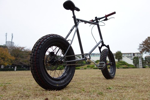 Ace bicycle's FAT-Mini