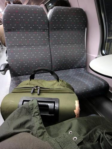 Trem na Bélgica