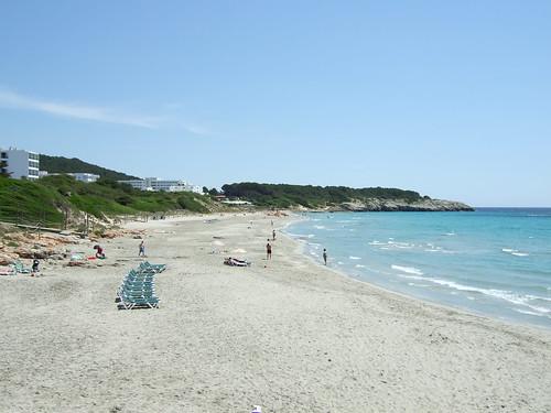 Playa Santo Tomas / Menorca