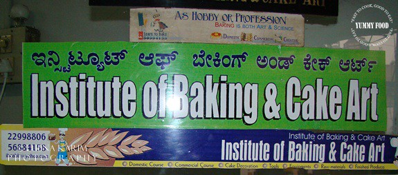 Bangalore Baking Institute