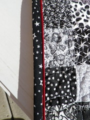 Detail of new binding