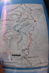Chisos Mountains Trail System
