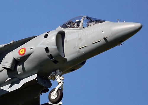 Armada Española (Spanish Navy) McDonnell Douglas EAV-8B Harrier II VA.1A-19/01-907