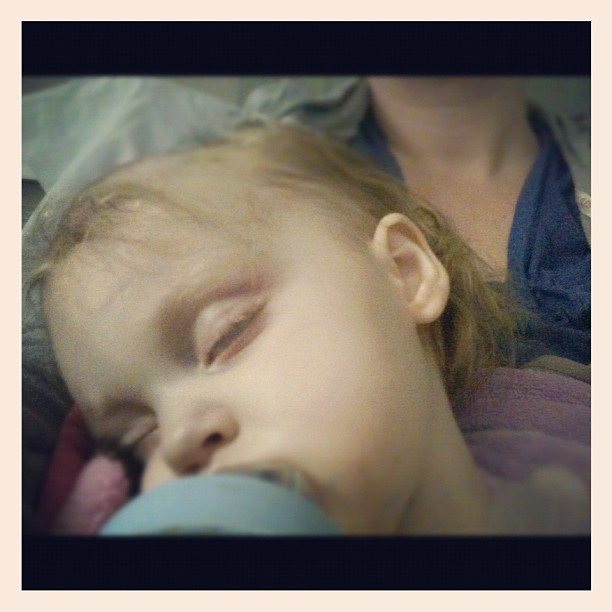 Oops. Lol I wore her out #gingerfight #reesey #prayersforreesey