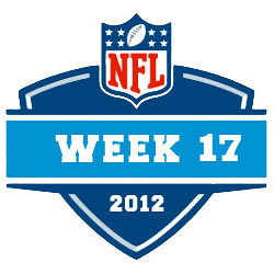 2012-13 NFL Week 17 Logo