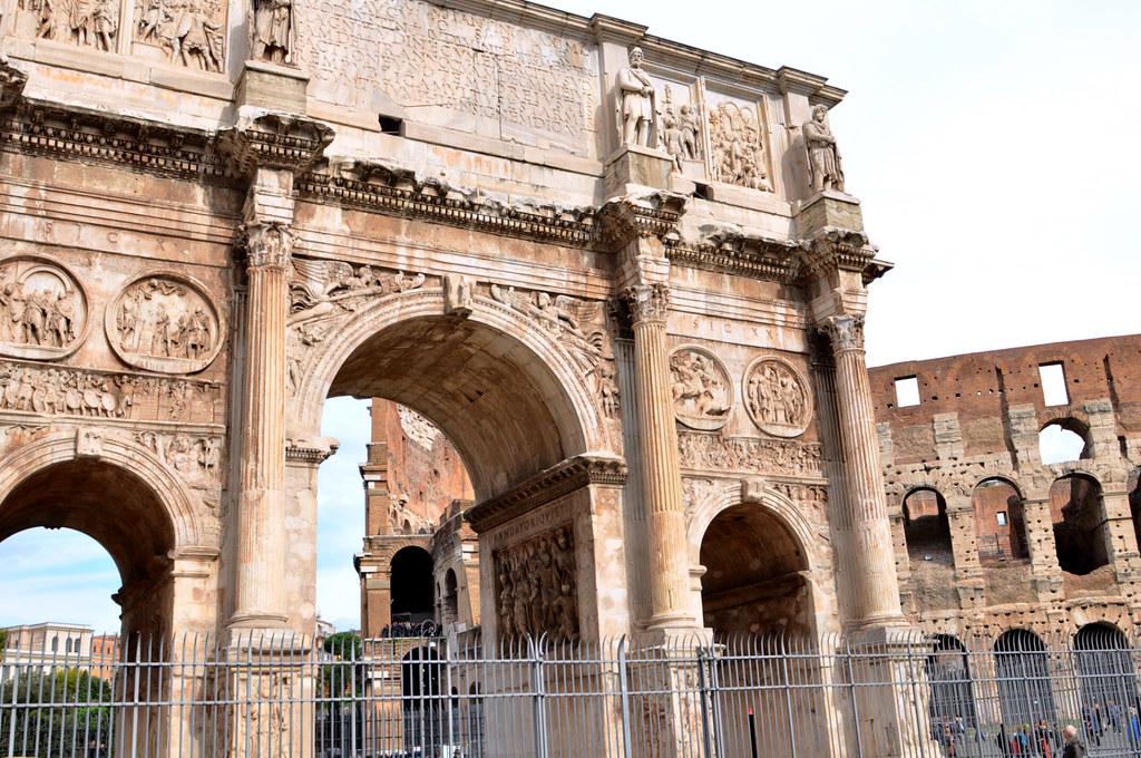 Colosseum Gate