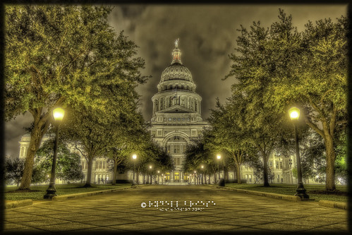 Texas State Capitol - 11th Street #3