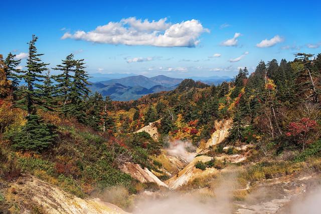 Photo:Steam Valley By:arcreyes [-ratamahatta-]