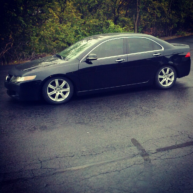 OH 2004 Acura Tsx 6 Speed