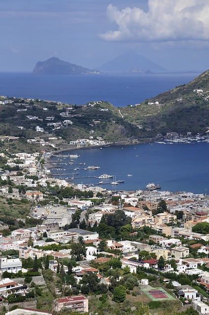 Header of Aeolian Islands