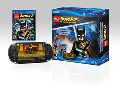 Lego Batman 2 PS Vita Bundle
