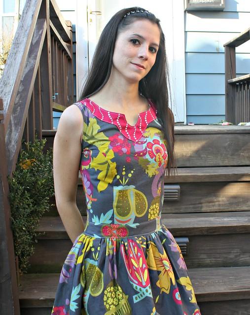 Sis Boom Rebecca Dress