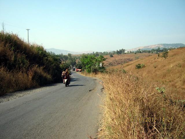 Kanhe Takwe Road