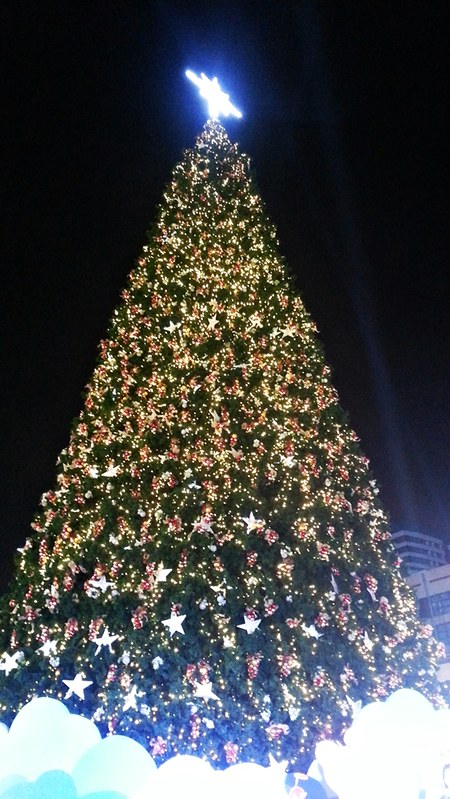 2012 Central World Christmas Tree