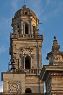 Sternatia - Lecce - Campanile Chiesa S.S. Maria Assunta e Chiostro dei Domenicani