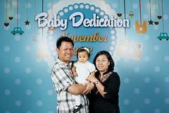 Noemie - Baby Dedication