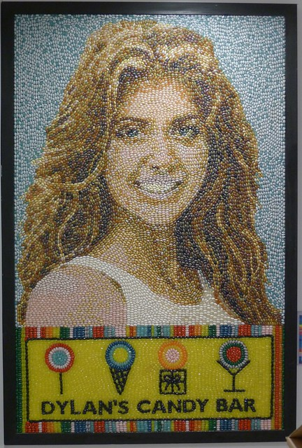 Dylan's Candy Bar - Jelly Bean Portrait
