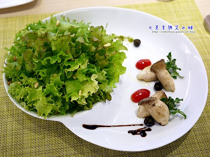 14 頂級蕈菇松子綜合沙拉