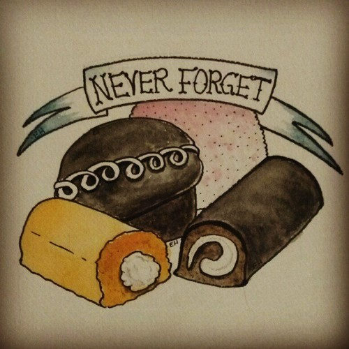 Twinkies - Never Forget