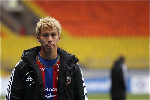 Keisuke Honda, CSKA vs FC Amkar