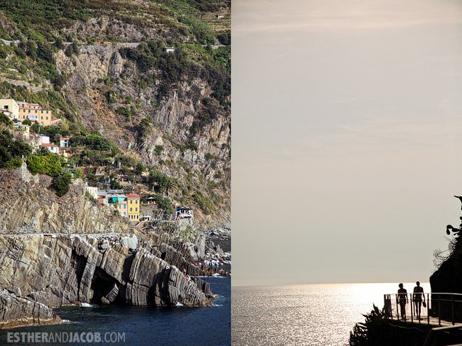 Hiking Via dell'Amore Path of Love | What to Do in Cinque Terre Italy