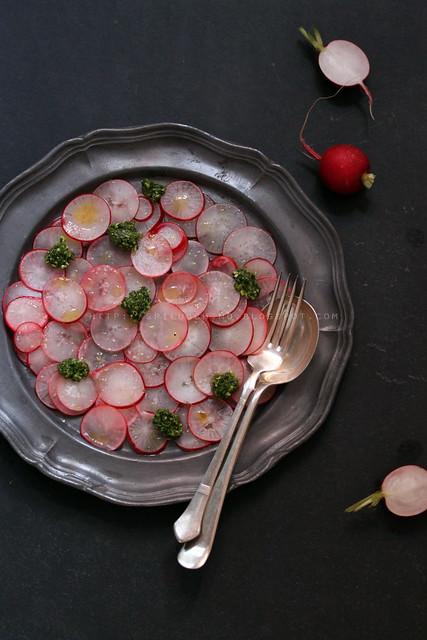 insalata rapanelli col loro pesto