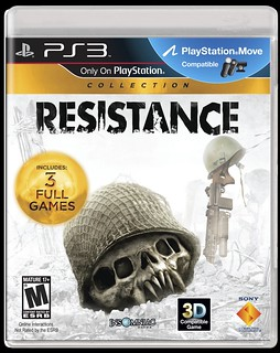 Resistance Collection on PS3