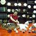 Jonathan à la préparation, Jinghong, Yunnan