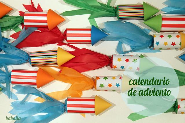 Qu meter en un calendario de adviento calendario de - Que poner en un calendario de adviento ...