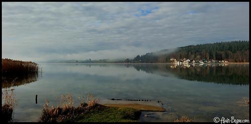lac jura franchecomté lacdemalbuisson malbuisson doubs saintpoint chaon lacsaintpoint hautdoubs porttiti