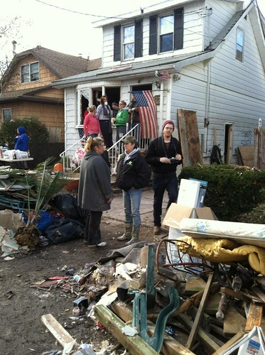 It will take months for New York to recover from the impact of Hurricane Sandy. (photo credit: W.M. Shelley).
