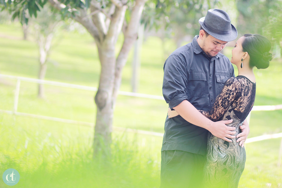 Toledo City prenup, Gaite Ranch Engagement