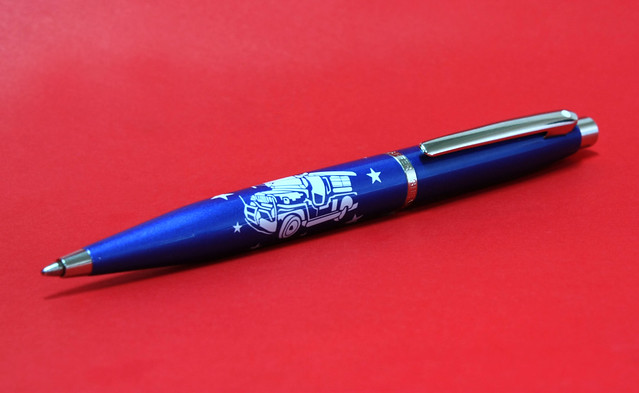 Photo - Sheaffer VFM Jeepney 01