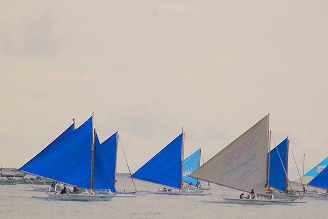 Boracay sails