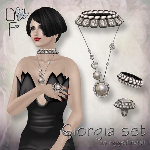GIORGIA set