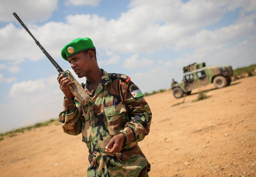 Armée djiboutienne / Djibouti National Army 8212411253_cf9066aeae_b