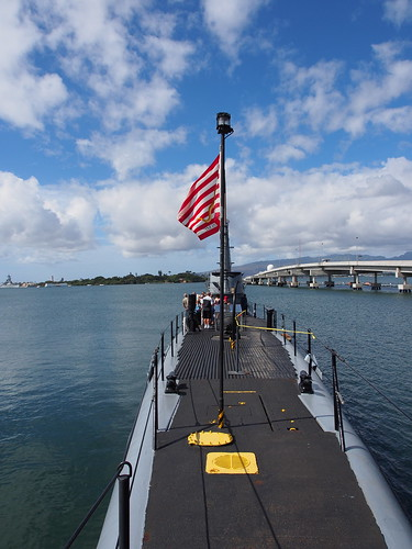 Pearl Harbor Historic Sites - USS Bowfin Submarine Museum
