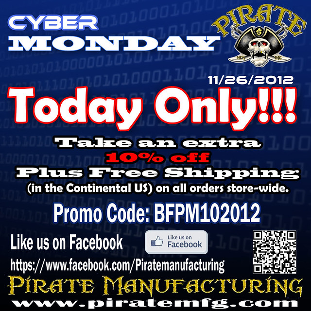 pirate cyber monday sale