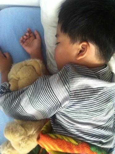 sleep, bedtime stories, sleeping kid
